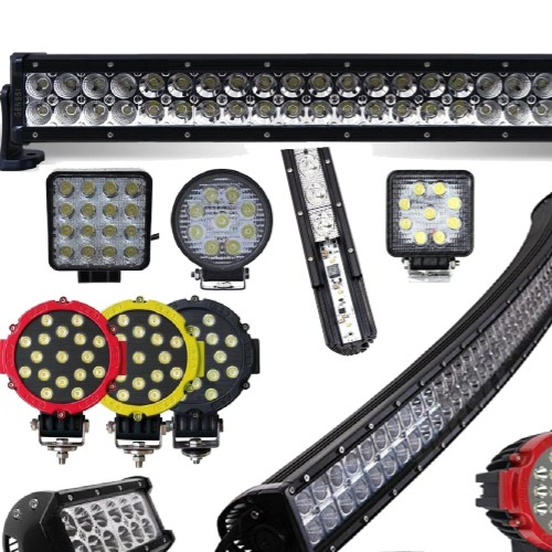 Industrial Led Light Bar: LED Lights And Light Bars / Industrial Lights